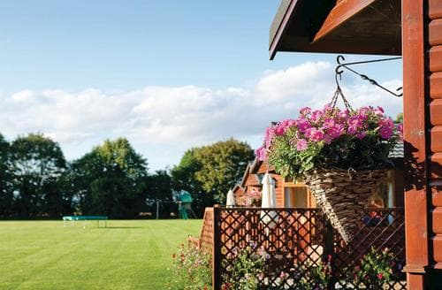Big Cottages - Beautiful Horham Lodge S111185