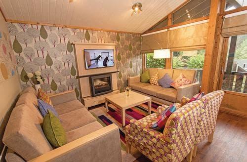 Big Cottages - Stunning Millom Lodge S111294