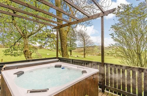 Big Cottages - Stunning Millom Lodge S111338