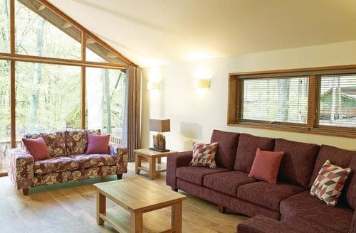 Last Minute Cottages - Wonderful Sherwood Forest Lodge S111394