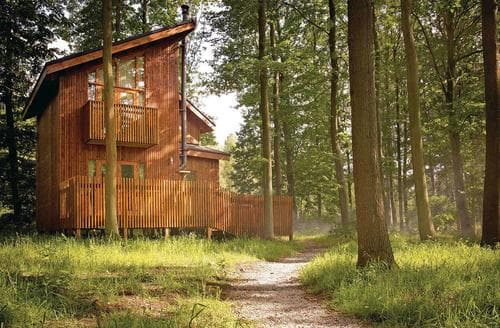 Last Minute Cottages - Stunning Sherwood Forest Lodge S111402