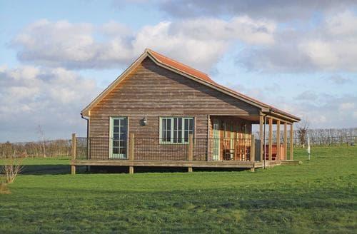 Big Cottages - Exquisite Palgrave Lodge S111472