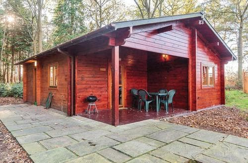 Last Minute Cottages - Lovely Ellesmere Lodge S111504
