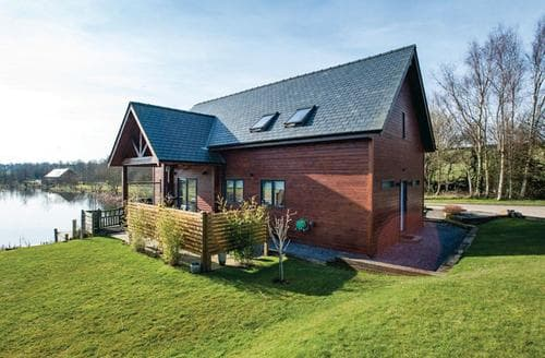 Big Cottages - Captivating Anglesey Lodge S111561