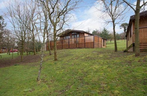 Last Minute Cottages - Excellent Ashbourne Lodge S111580