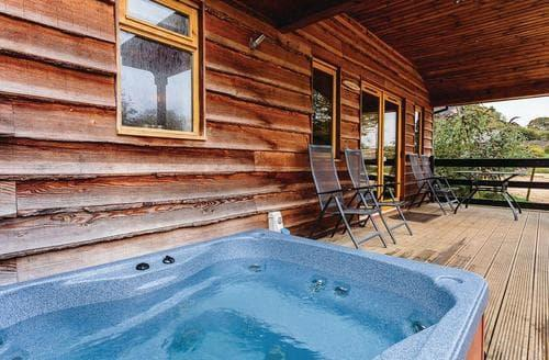 Last Minute Cottages - Luxury Cranborne Lodge S111602