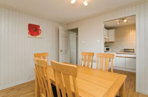 Big Cottages - Lovely Hunters Quay Lodge S111646