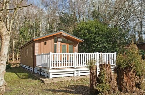 Last Minute Cottages - Quaint Wimborne Lodge S111722