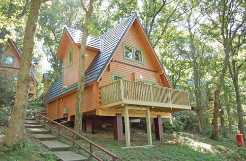 Last Minute Cottages - Splendid Chudleigh Lodge S111742