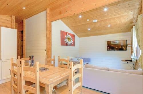 Last Minute Cottages - Wonderful Sherwood Forest Lodge S111744