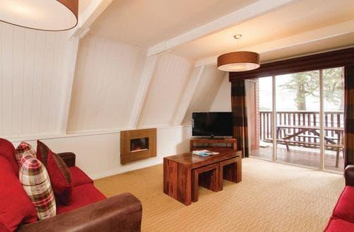 Big Cottages - Tasteful Lochgoilhead Lodge S111749