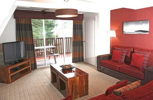 Big Cottages - Lovely Lochgoilhead Lodge S111758