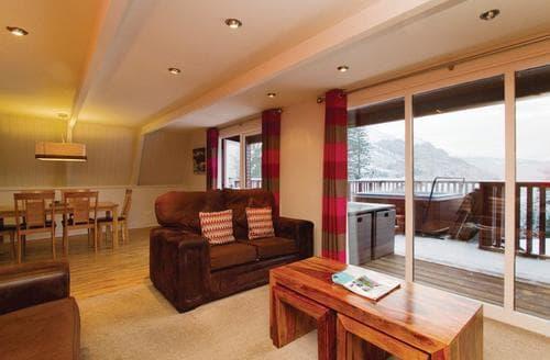 Big Cottages - Captivating Lochgoilhead Lodge S111759
