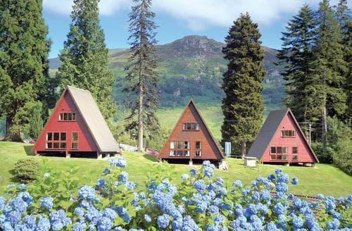 Big Cottages - Excellent Lochgoilhead Lodge S111764