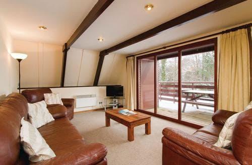 Big Cottages - Quaint Lochgoilhead Lodge S111768
