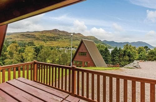 Big Cottages - Lovely Lochgoilhead Lodge S111770