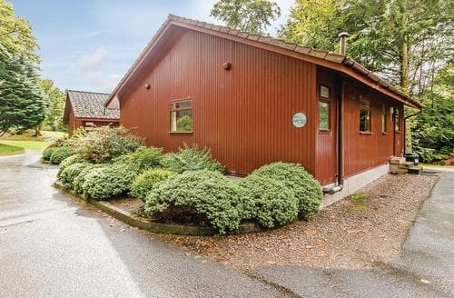 Big Cottages - Quaint Lochgoilhead Lodge S111780