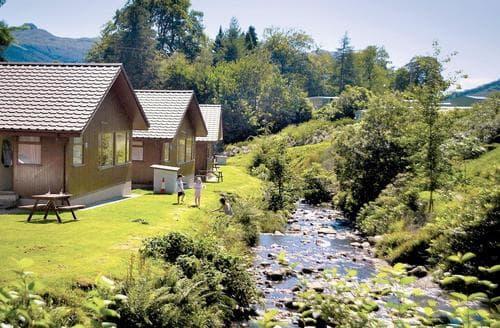 Big Cottages - Splendid Lochgoilhead Lodge S111791