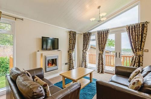 Last Minute Cottages - Luxury Battle Lodge S111839
