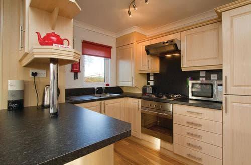 Last Minute Cottages - Luxury Dumfries Lodge S111892