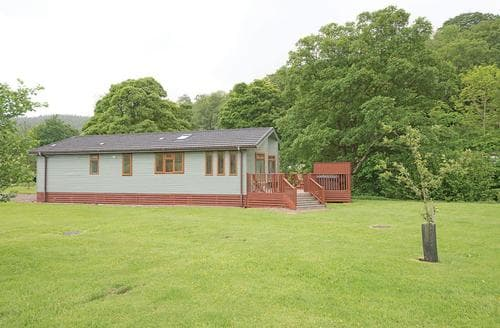 Last Minute Cottages - Captivating Whitfield Lodge S111894