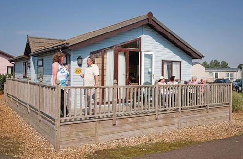 Big Cottages - Gorgeous Hunstanton Lodge S111974