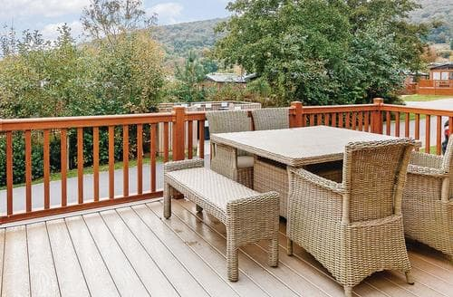 Last Minute Cottages - Stunning Cheddar Lodge S112030