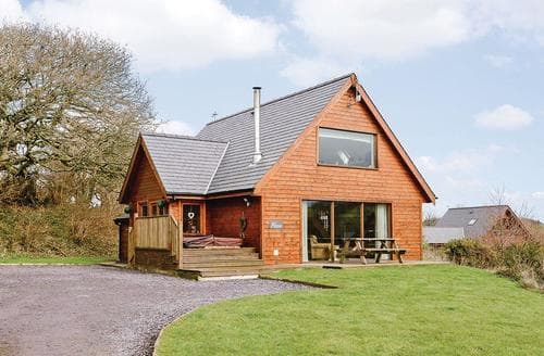 Last Minute Cottages - Delightful Anglesey Lodge S112241