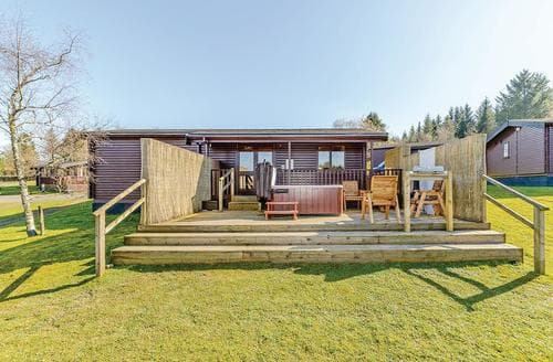 Last Minute Cottages - Charming Kielder Water And Forest Park Lodge S112462