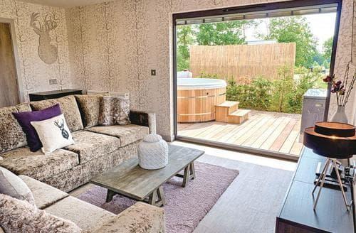 Big Cottages - Superb Pocklington Lodge S112521