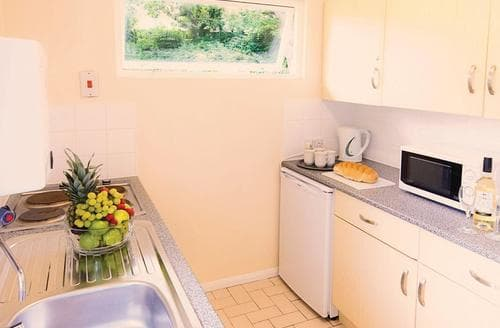 Last Minute Cottages - Cosy Milford On Sea Lodge S112619