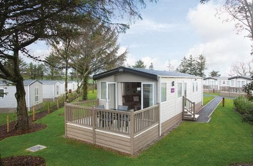 Big Cottages - Stunning Newquay Lodge S112649