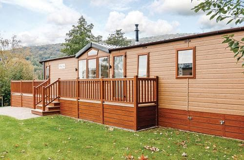 Last Minute Cottages - Wonderful Cheddar Lodge S112822