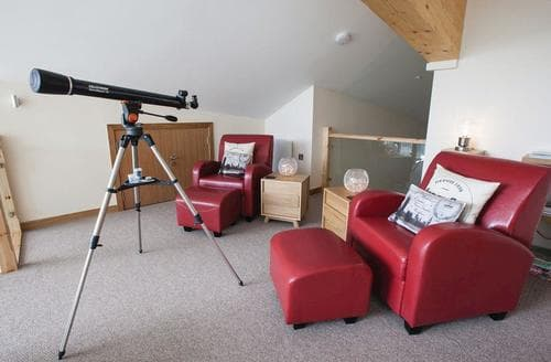 Big Cottages - Stunning Kielder Water And Forest Park Lodge S112886