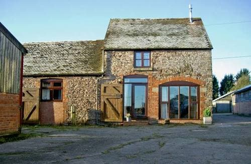 Last Minute Cottages - Attractive Much Wenlock Stable S2253