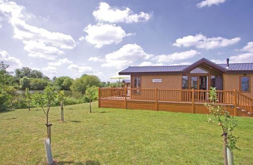 Last Minute Cottages - Quaint Pershore Lodge S113025