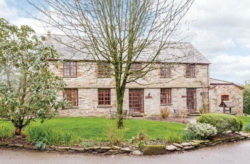 Last Minute Cottages - Adorable St Tudy Lodge S113052