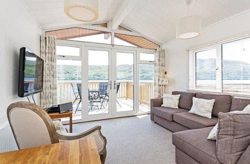 Last Minute Cottages - Delightful Invermoriston Lodge S113146