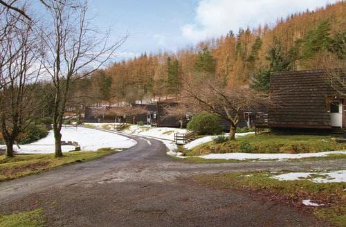 Big Cottages - Exquisite Spean Bridge Lodge S113171