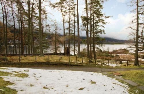 Big Cottages - Gorgeous Spean Bridge Lodge S113172