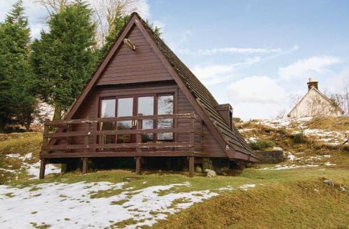 Big Cottages - Stunning Spean Bridge Lodge S113173