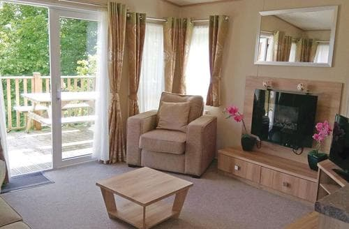 Last Minute Cottages - Delightful Tintagel Lodge S113185