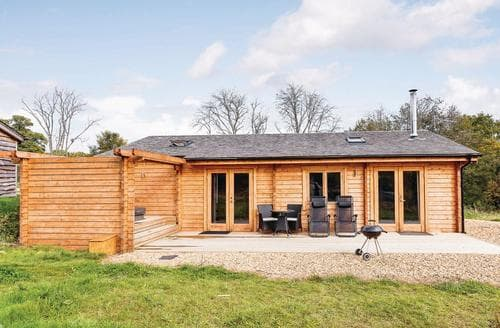 Last Minute Cottages - Excellent Cranborne Lodge S113211
