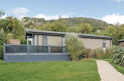 Last Minute Cottages - Captivating Mullion Cove Lodge S113265
