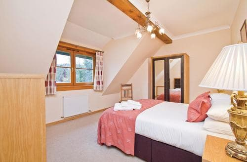 Big Cottages - Splendid Fowlis Lodge S113304