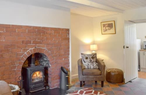 Big Cottages - Excellent Tregaron And The Cambrian Mountains Cottage S113432