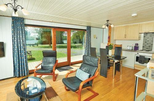 Big Cottages - Superb York Lodge S113519