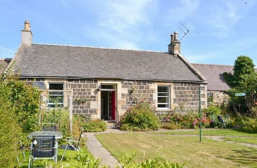 Big Cottages - Charming Edinburgh Cottage S113586