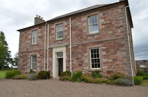 Big Cottages - Quaint Berwick Upon Tweed Cottage S113605