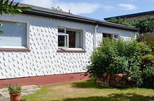 Last Minute Cottages - Charming Ayr Cottage S113688